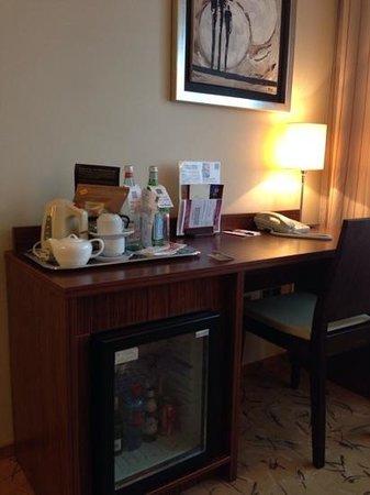 Hotel Avalon: кофе-чай в номере. за деньги