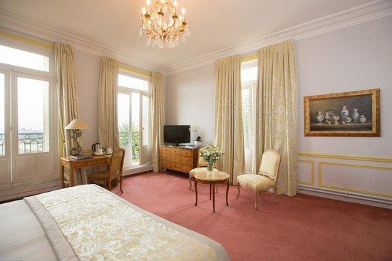 Pavillon Henri Iv Hotel  Saint