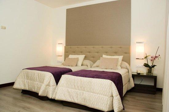 Hotel Complejo Paris: Habitación Twin Estandar