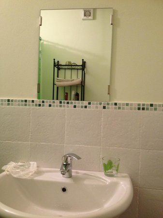 Bed & Breakfast Lagi: Camera verde