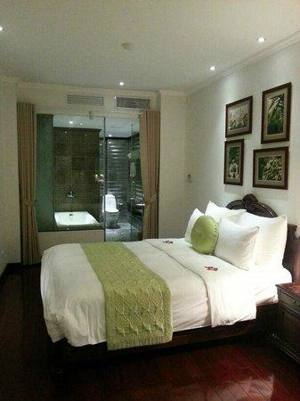 Hanoi Meracus Hotel 2: nice room