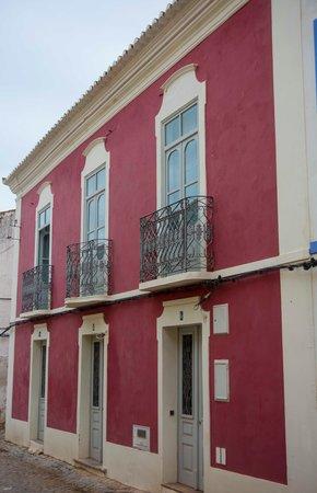 casa rosada: The House