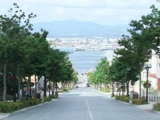 Hachimanzaka: 八幡坂03