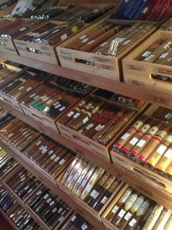 Allegheny Street Cigar Company: selection