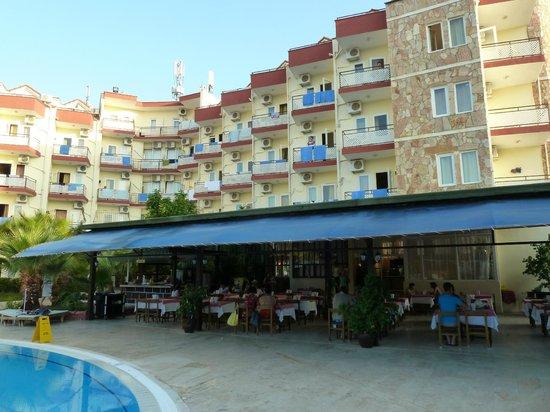Sailor's Park Hotel: Hotel