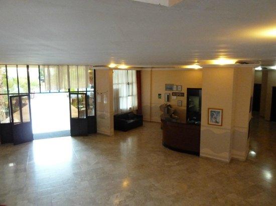 Sailor's Park Hotel: Reception