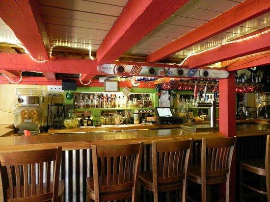 The Cantina: Bar