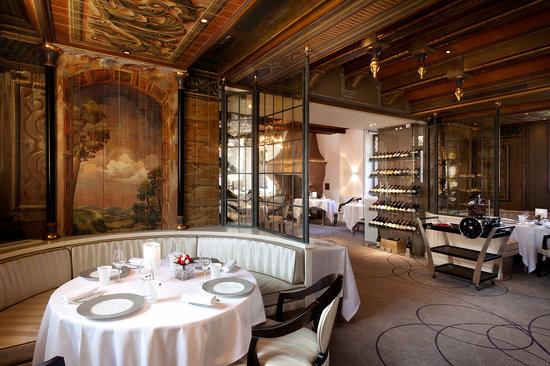 Auberge du Cheval Blanc: alcove