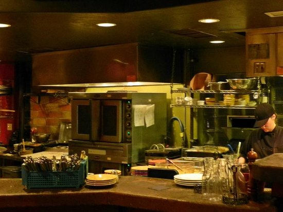 Mambo Italiano: Open Kitchen