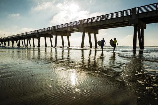 แจ็กสันวิลล์, ฟลอริด้า: Jacksonville's Beaches