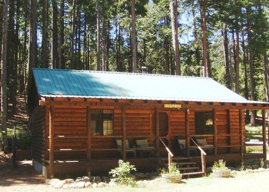 Yuba River Inn : Aspen cabin