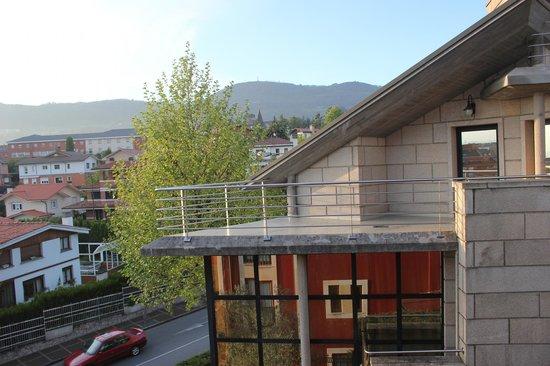 Ayre Hotel Alfonso II: Vistas desde el balcón
