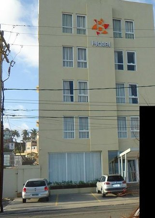 Fachada B Hotel