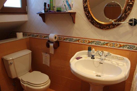 Ayre Hotel Alfonso II: Baño