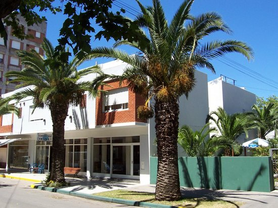 Continental Hotel: Vista Exterior del Hotel