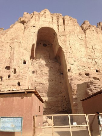 Cultural Landscape and Archaeological Remains of the Bamiyan Valley: 大仏跡