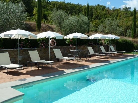 Casa Portagioia: the pool