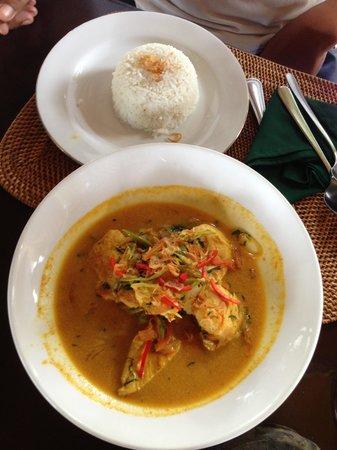 I Made Joni: Curry chicken