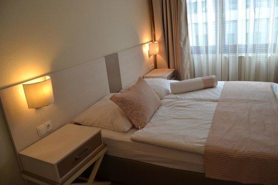 Hotel Centro: Doppelzimmer