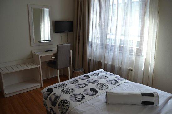 Hotel Centro: Einzelzimmer
