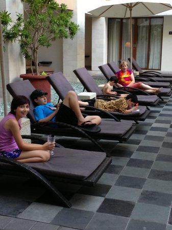 Aston Kuta Hotel & Residence: My Happy Family