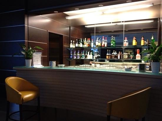Virgilio Grand Hotel : холл