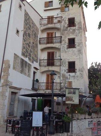 Virgilio Grand Hotel : сперлонга