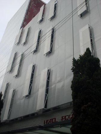 Hotel Regente City : FACHADA HOTEL REGENTE