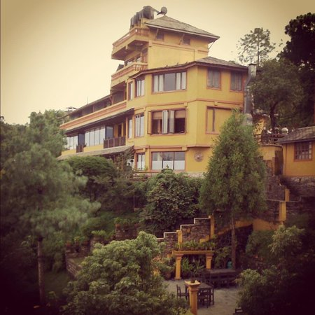 Hotel Country Villa : ホテル外観