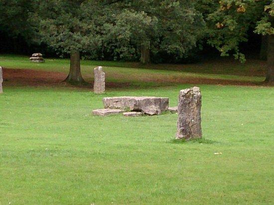 Acton Park: Stone circle