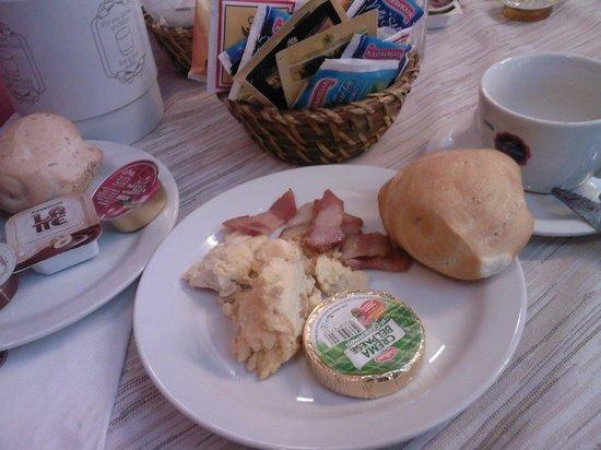 Hotel Urbani: colazione a buffet 2