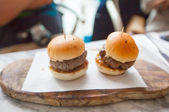 La Tasca - Victoria: Home-Made Beef Burgers
