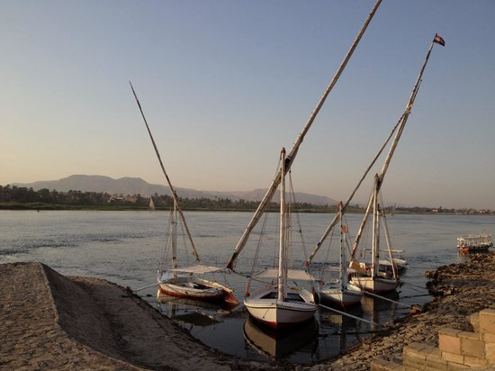 ACHTI Resort Luxor: The nile