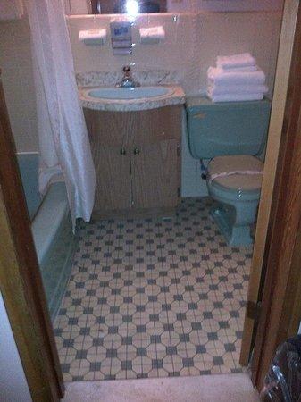 Ivy Rose Motor Inn & Restaurant: Bathroom