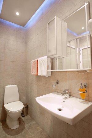 Forte Inn: Ванная комната