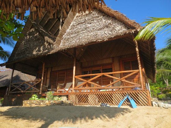 Antoremba - Lodge: il bungalow n.4