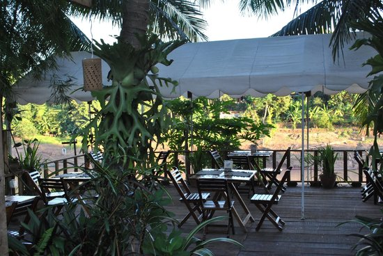 Rosella Fusion Restaurant : view of the restaurant from the entrance