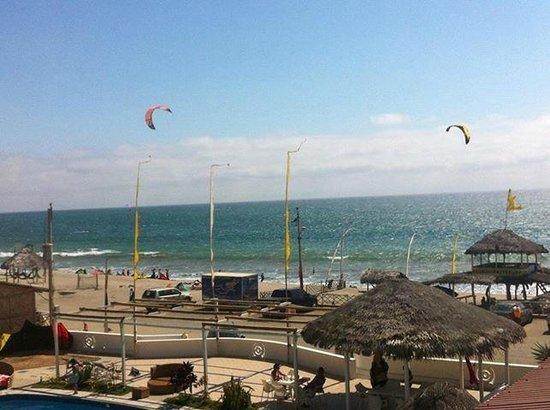 Ecuador kitesurf school