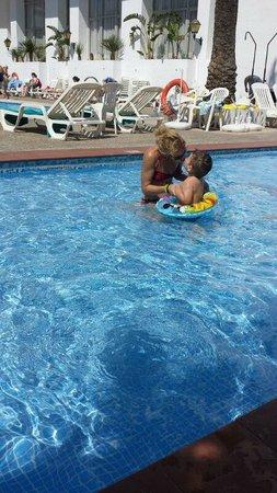 Best Indalo: piscina de pequeños
