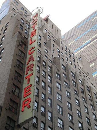 โรงแรมคาร์เตอร์: hotel carter