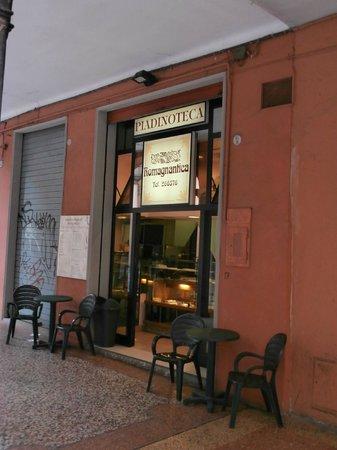 Romagnantica Piadineria Pizzeria