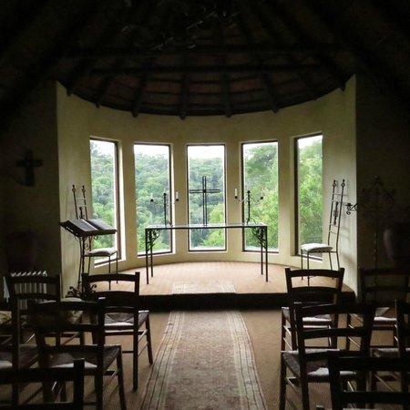 Tsala Treetop Lodge: Chapel on the property