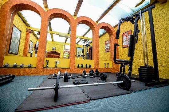 La Mansion del Sol: Gym