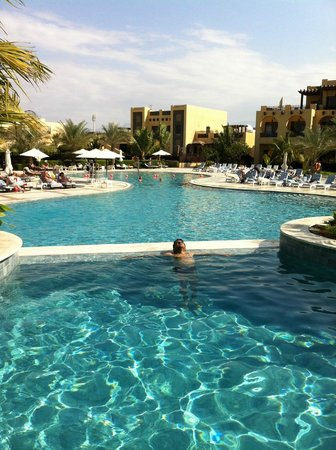 Hilton Ras Al Khaimah Resort & Spa: Swimming Pool #1