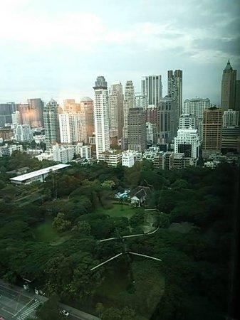The Athenee Hotel, a Luxury Collection Hotel, Bangkok: 部屋からの眺め