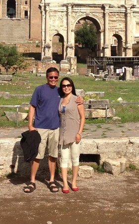 Roman Empire Tours : Forum