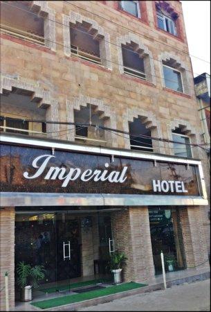 Hotel Imperial Gangtok Review