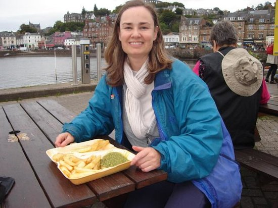 MacGillivray's Seafood: Happiness!