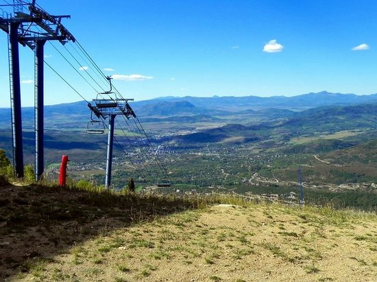 Steamboat Ski Resort: Valley View