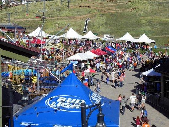 Steamboat Ski Resort: Oktoberwest Festival